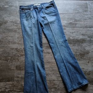 Joe's Jeans Distressed Flare